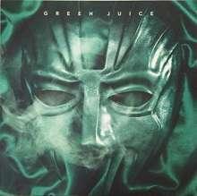 Marteria (aka Marsimoto): Green Juice (180g) (Limited-Edition) (Green Vinyl), LP