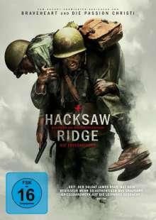 Hacksaw Ridge, DVD