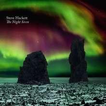 Steve Hackett (geb. 1950): The Night Siren, 1 CD und 1 Blu-ray Disc