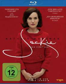 Jackie (Blu-ray), Blu-ray Disc