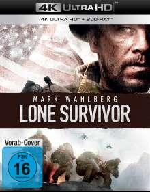 Lone Survivor (Ultra HD Blu-ray & Blu-ray), 1 Ultra HD Blu-ray und 1 Blu-ray Disc