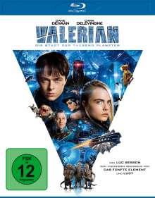 Valerian (Blu-ray), Blu-ray Disc