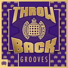 Throwback Grooves, 3 CDs