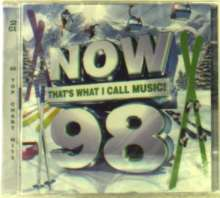 Pop Sampler: Now That's What I Call Music! Vol. 98, 2 CDs