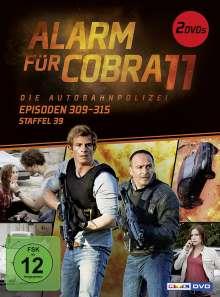 Alarm für Cobra 11 Staffel 39, 2 DVDs
