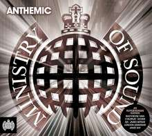 Ministry Of Sound: Anthemic, 2 CDs