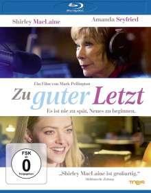Zu guter Letzt (Blu-ray), Blu-ray Disc