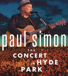 Paul Simon (geb. 1941): The Concert In Hyde Park, 2 CDs und 1 Blu-ray Disc