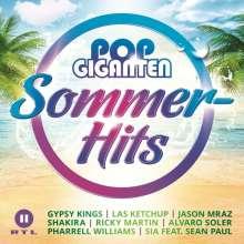 Pop Giganten Sommer-Hits, 2 CDs
