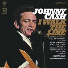 Johnny Cash: I Walk The Line, LP