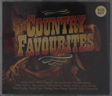 Country Favourites, 5 CDs