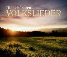 Die schönsten deutschen Volkslieder, 3 CDs