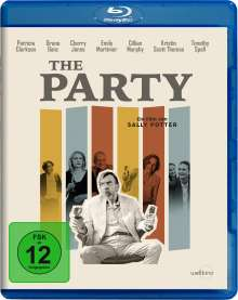 The Party (Blu-ray), Blu-ray Disc