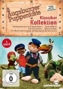 Augsburger Puppenkiste: Klassiker Kollektion, 5 DVDs