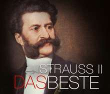 Johann Strauss II (1825-1899): Strauss II - Das Beste, 3 CDs