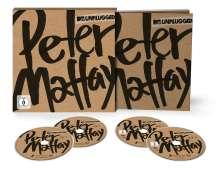 Peter Maffay: MTV Unplugged (Limited-Premium-Box), 2 CDs und 2 DVDs