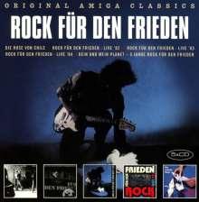 AMIGA Rock für den Frieden (Original AMIGA Classics), 5 CDs