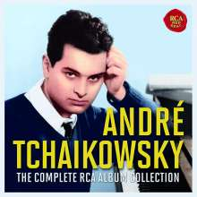 Andre Tchaikowsky - The Complete RCA Album Collection, 4 CDs