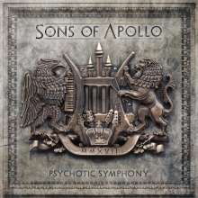 Sons Of Apollo: Psychotic Symphony (Limited-Edition), 2 CDs