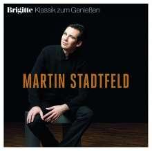 Martin Stadtfeld  - Brigitte Klassik zum Genießen, CD