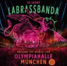 LaBrassBanda: Around The World (Live), CD
