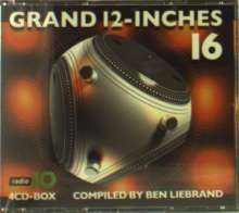 Grand 12-Inches 16 Compiled By Ben Liebrand, 4 CDs