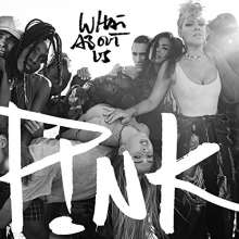 P!NK: What About Us, Maxi-CD