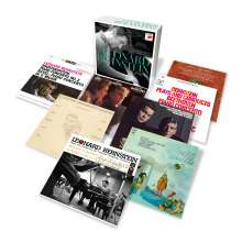 Leonard Bernstein - The Pianist, 11 CDs