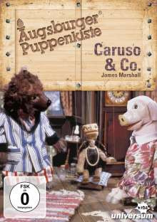 Augsburger Puppenkiste: Caruso & Co., DVD