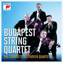 Ludwig van Beethoven (1770-1827): Streichquartette Nr.1-16, 12 CDs