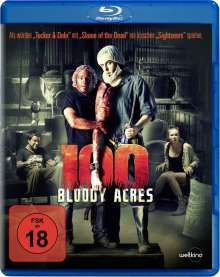 100 Bloody Acres (Blu-ray), Blu-ray Disc