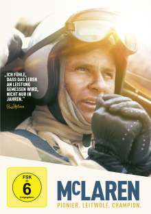 McLaren (OmU), DVD