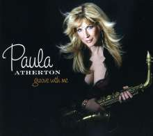 Paula Atherton: Groove With Me, CD
