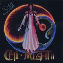 sina-drums: Chi Might II (Limited-Edition) (signiert), CD