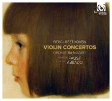 Isabelle Faust spielt Violinkonzerte, CD