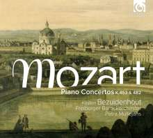 Wolfgang Amadeus Mozart (1756-1791): Klavierkonzerte Nr.17 & 22, CD