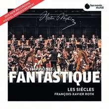 Hector Berlioz (1803-1869): Symphonie fantastique, CD