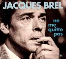 Jacques Brel (1929-1978): Ne Me Quitte Pas, 3 CDs
