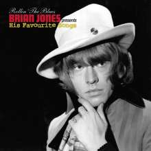 Rollin' The Blues: Brian Jones Presents His Favourite Songs, 2 LPs