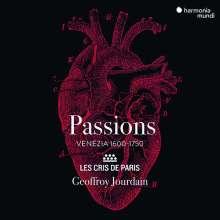 Passions Venezia 1600-1750, CD