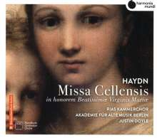 "Joseph Haydn (1732-1809): Messe Nr.5 ""Cäcilienmesse"", CD"