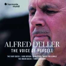 Henry Purcell (1659-1695): Alfred Deller - The Voice of Purcell, 7 CDs