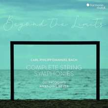"""Carl Philipp Emanuel Bach (1714-1788): Symphonien Wq.182 Nr.1-6 """"Hamburger"""", CD"""