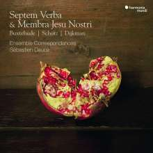 """Dieterich Buxtehude (1637-1707): Kantate """"Membra Jesu nostri"""" BuxWV 75, 2 CDs"""