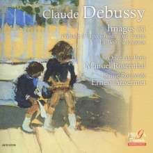 Claude Debussy (1862-1918): Images pour Orchestre Nr.3, Super Audio CD