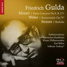 Friedrich Gulda, Klavier, Super Audio CD