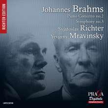 Johannes Brahms (1833-1897): Symphonie Nr.3, Super Audio CD