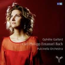 Carl Philipp Emanuel Bach (1714-1788): Cellokonzerte Wq.170 & 172, CD