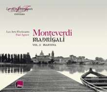 "Claudio Monteverdi (1567-1643): Madrigali Vol.2 - ""Mantova"", CD"