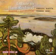 Hans Rosbaud  - Tribute to Hans Rosbaud, CD